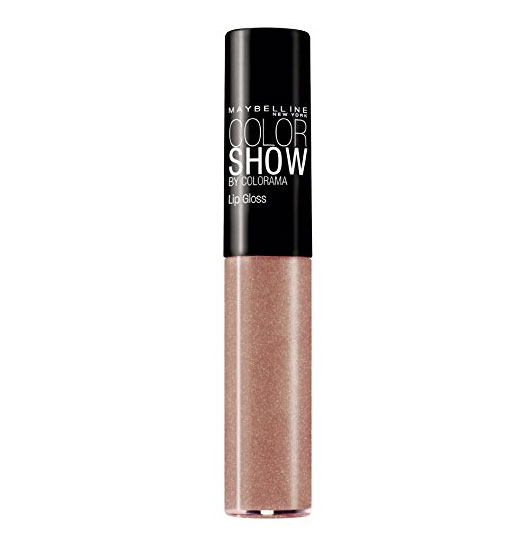 Lipgloss Maybelline Color Show by Colorama- 475 Nude