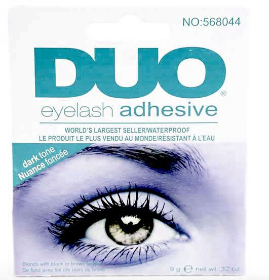 Adeziv Profesional Gene False Duo Eyelash Waterproof - Dark Tone
