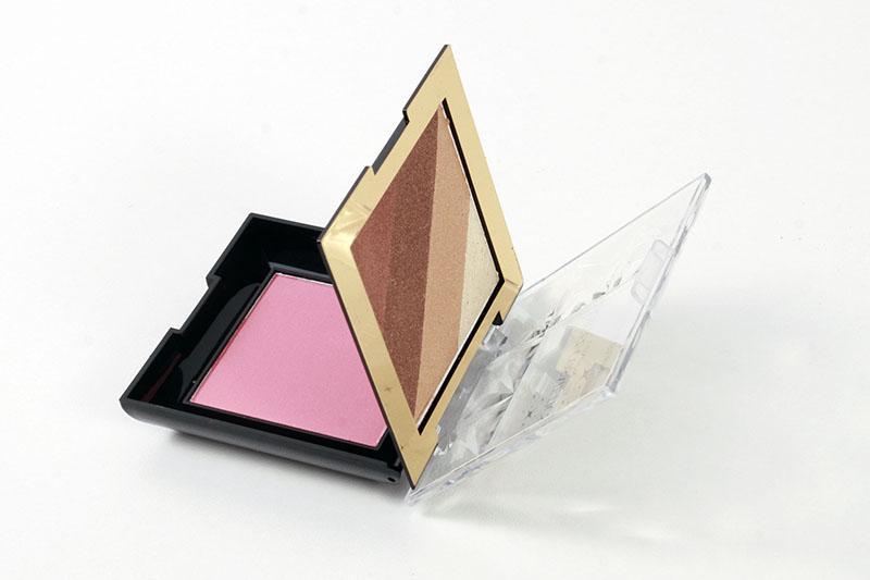 Blush Si Bronzer Angel Cosmetics - 02 Perfect Pink