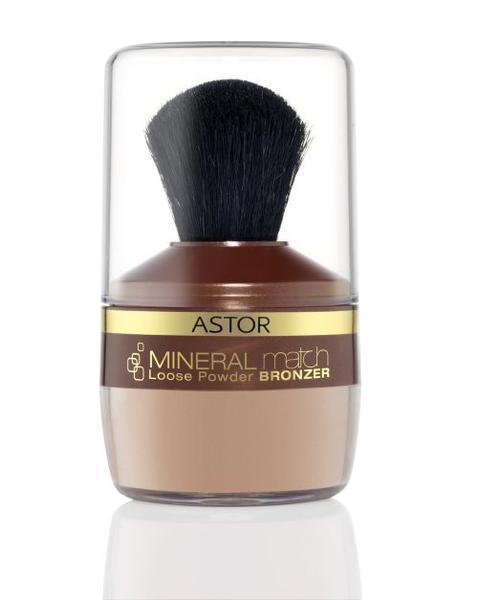 Pudra Bronzanta Astor Mineral Match - Shade 02