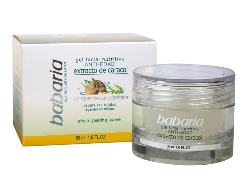 Gel Hidratant Antirid Babaria Cu Extract De Melc-3