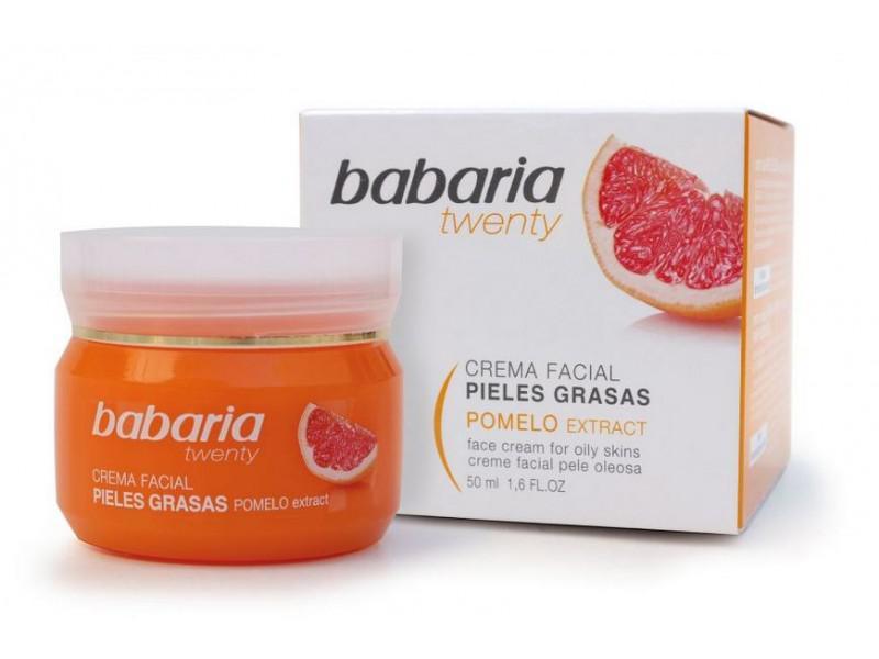 Crema De Fata Babaria Twenty Cu Pomelo-31335