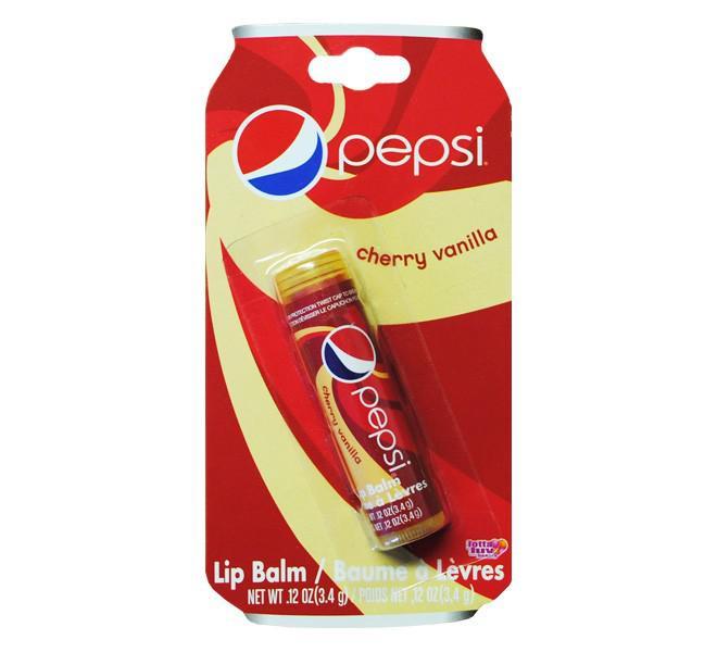 Balsam De Buze Cu Aroma De Vanilie Si Cirese Pepsi Cherry Vanilla
