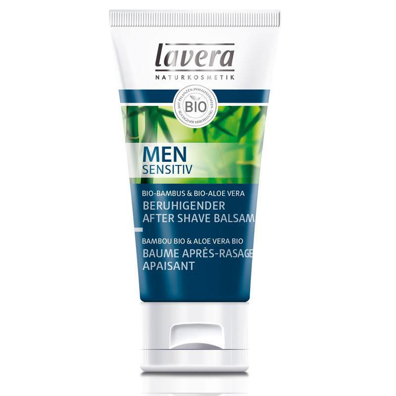 Balsam Bio After Shave Men Sensitiv Lavera - 50 Ml
