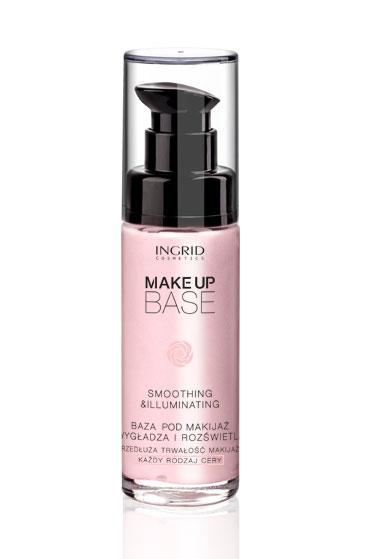 Baza de Machiaj Profesionala Iluminatoare INGRID Make up Base 30ml