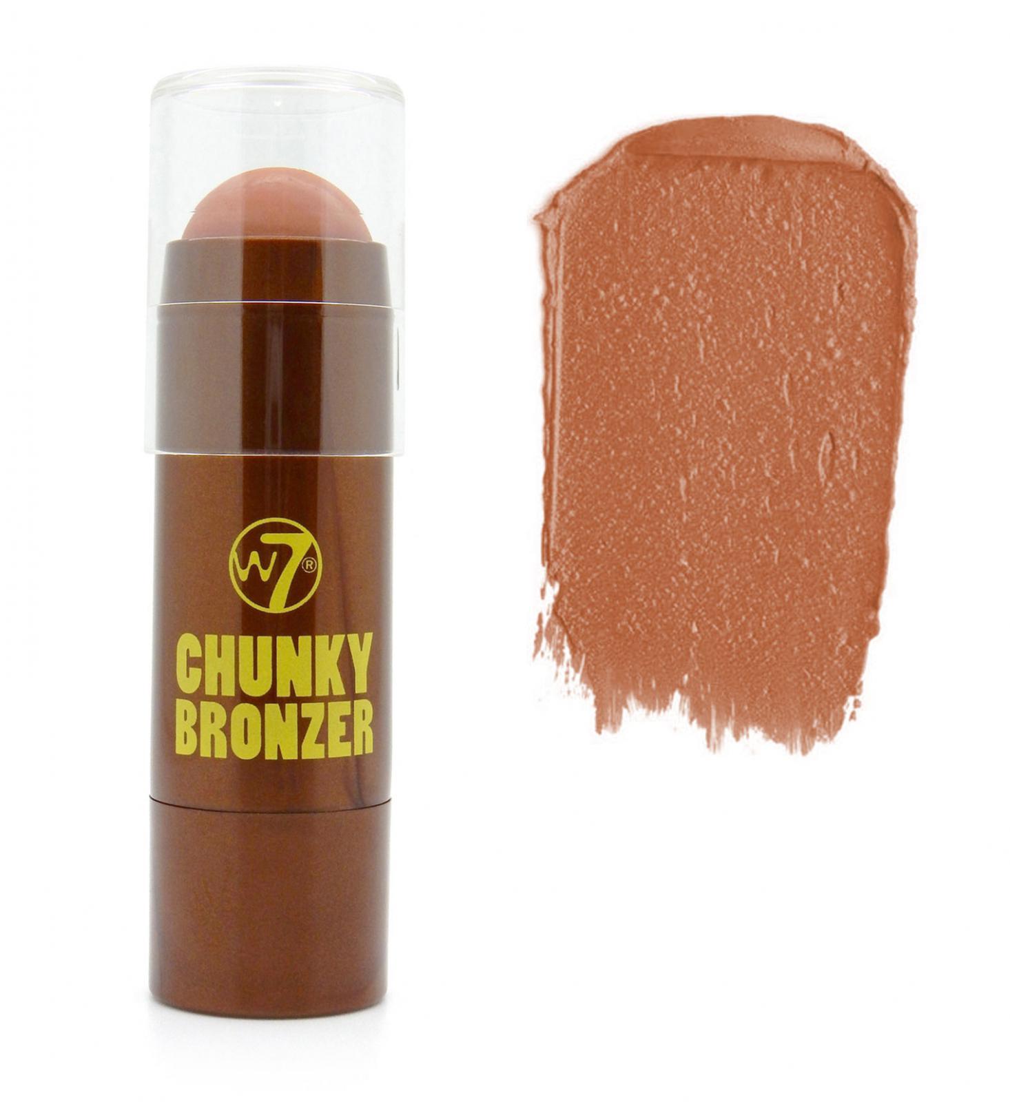 Baton Pentru Conturarea Fetei W7 Chunky Bronzer - Hawaiian Bronze