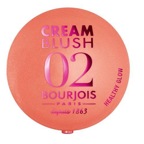 Fard De Obraz Cremos Bourjois Cream Blush - 02 Healthy Glow