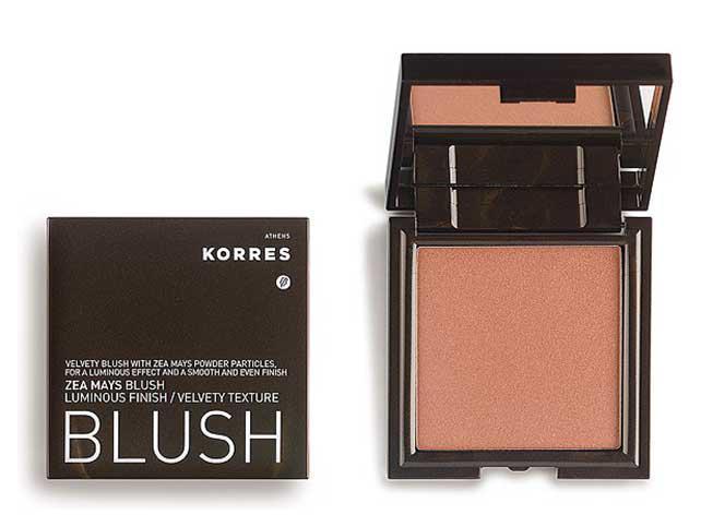 Blush Iluminator Korres Blush Fard A Joues - 42 Apricot
