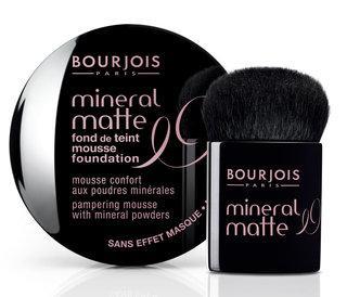 Fond De Ten Bourjois Mineral Matte Mousse - 85