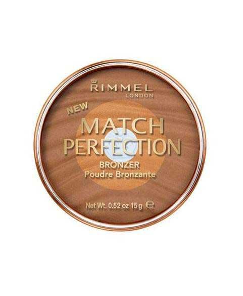 Pudra Bronzanta Rimmel Match Perfection - 003 Medi