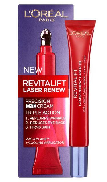 Crema De Ochi Anti-Rid L'oreal Revitalift Laser Renew - 15 ml