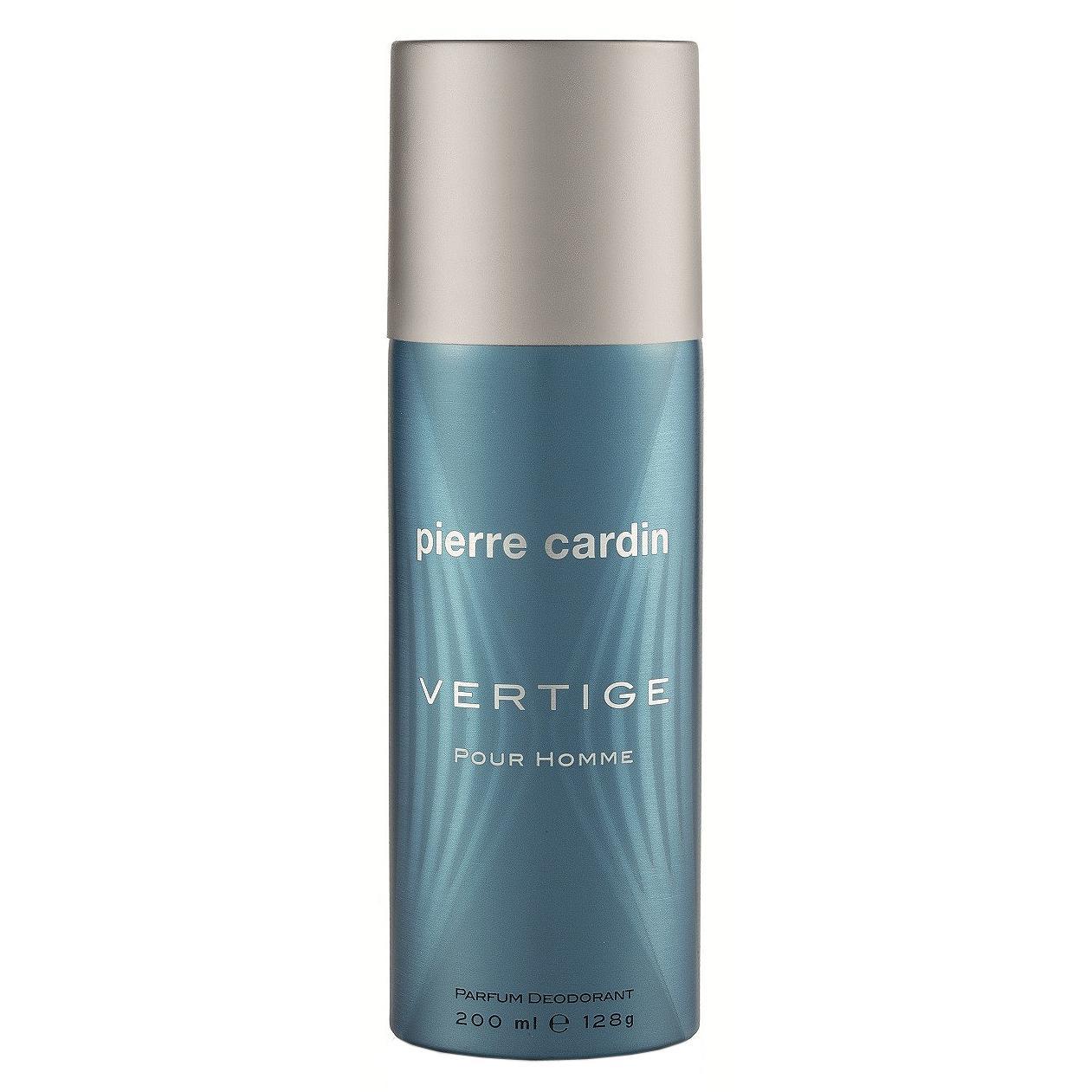 Deodorant Spray Pierre Cardin Vertige Pour Homme - 200 Ml