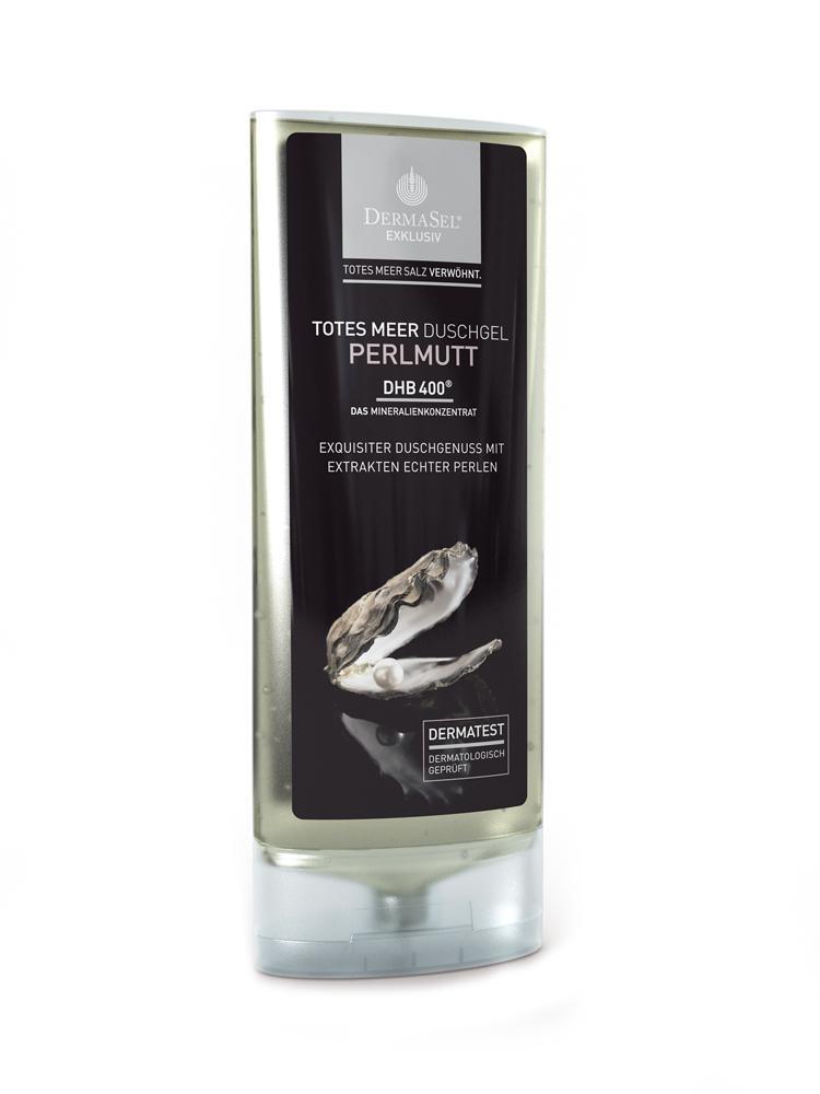 Gel De Dus Dermasel Exklusiv Cu Extract De Perle -