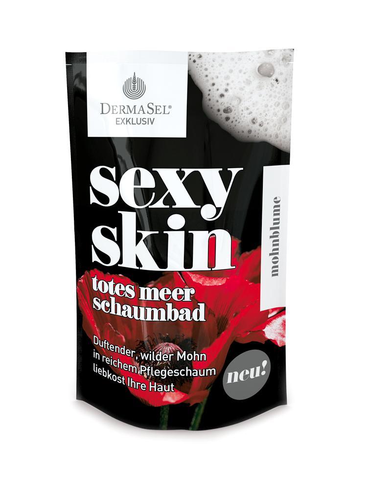 Spumant De Baie Dermasel Spa Sexy Skin Cu Aroma De Mac-45 Ml