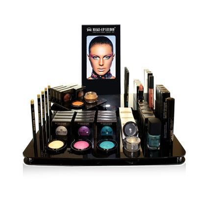Display Profesional Exclusive Sun Kissed Make Up Studio