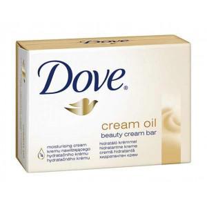 Sapun-crema Dove Cream Oil 100g