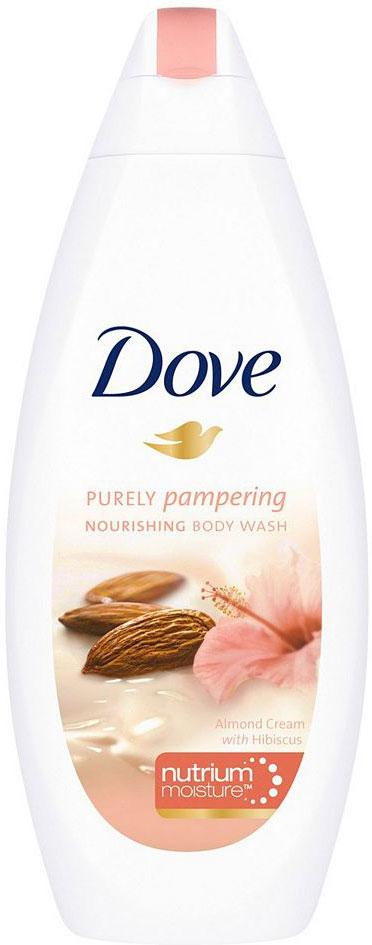 Gel De Dus Dove Purely Pampering Almond Cream 250ml
