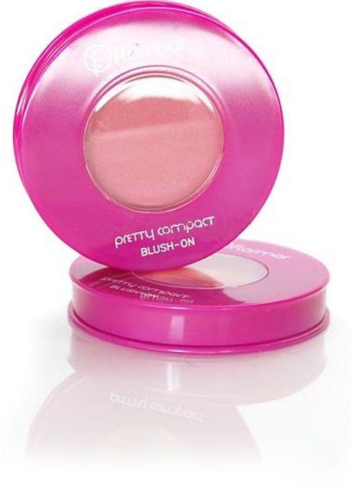 Blush-on Flormar Pretty Compact Duo - P116