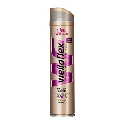 Fixativ Wellaflex Brilliant Color Strong Hold - 25