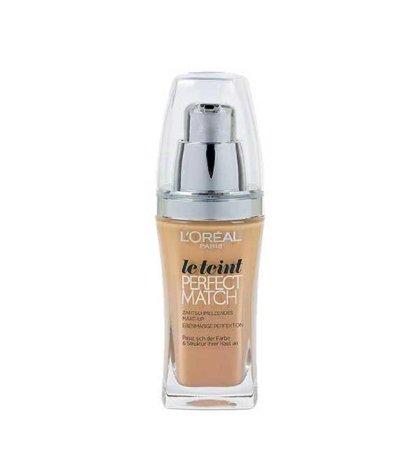 Fond De Ten L'oreal Perfect Match - D5/w5 Golden Sand