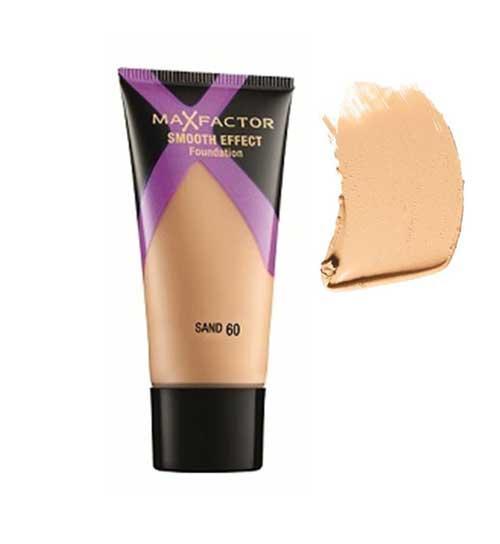 Fond De Ten Max Factor Smooth Effect - 60 Sand