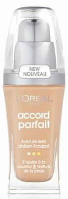 Fond De Ten Loreal Le Teint Accord Parfait - R5 Rose Sand