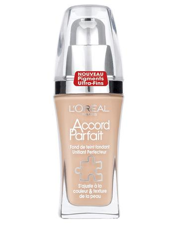 Fond De Ten Loreal Le Teint Accord Parfait - R1 Rose Ivory