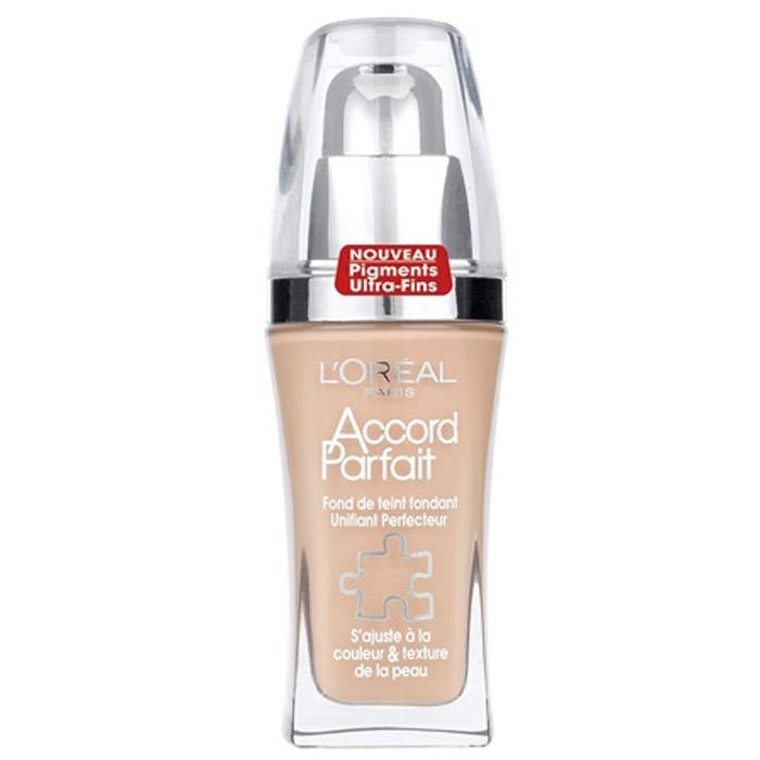 Fond De Ten Loreal Le Teint Accord Parfait - D3 Golden Beige