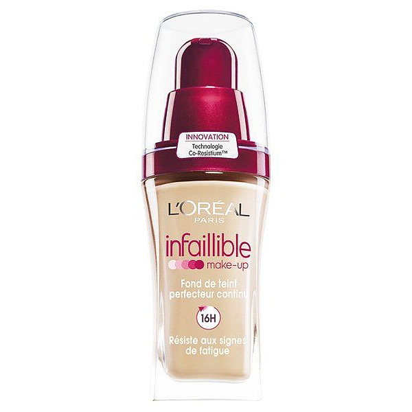 Fond De Ten L'oreal Infallible 16 Hr - 140 Golden Beige
