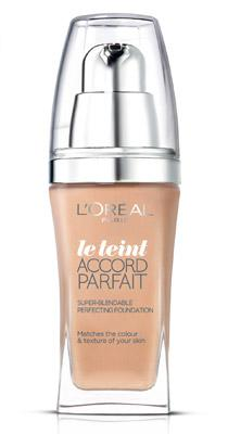 Fond De Ten Loreal Le Teint Accord Parfait - R2 Rose Vanill