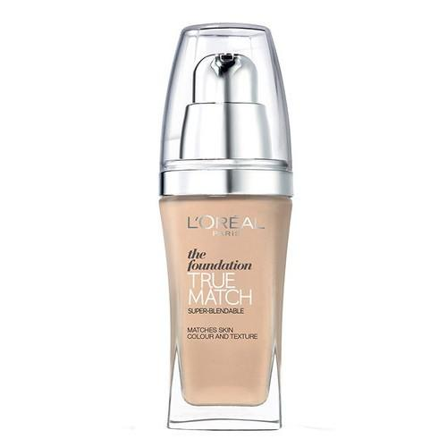 Fond De Ten Loreal True Match (accord Parfait) - R2/c2 Rose Vanilla