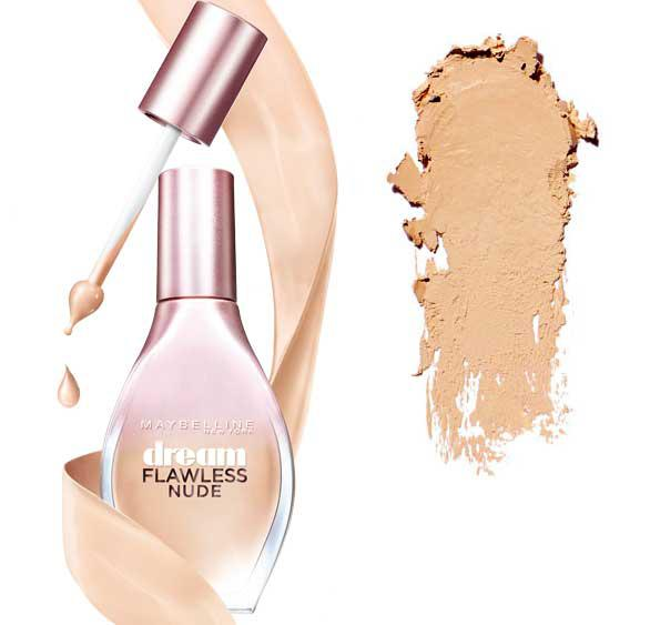 Fond De Ten Maybelline Dream Flawless Nude - 22 Natural Beige, 20ml