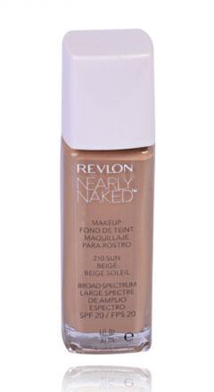 Fond De Ten Revlon Nearly Naked - 210 Sun Beige