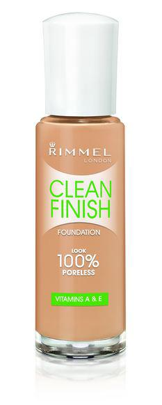 Fond De Ten Rimmel Clean Finish - 420 Warm Sand