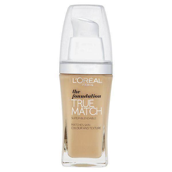 Fond de Ten L'oreal True Match - D2/W2 Golden Vanilla