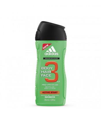 Gel De Dus 3 In 1 Adidas Active Start King Men - 2