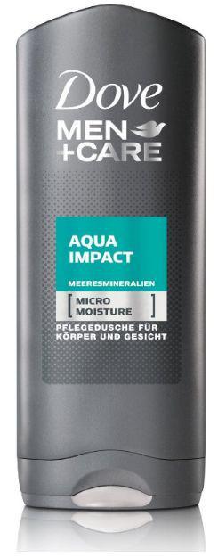 Gel De Dus Dove Men+care Aqua Impact 250ml