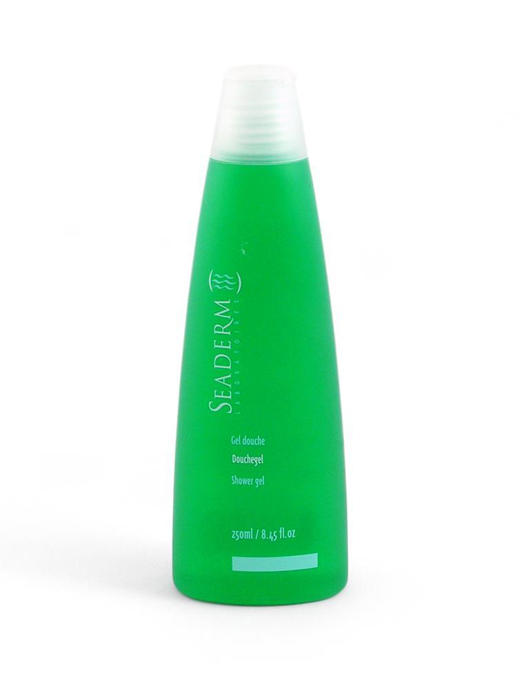 Gel De Dus Hidratant Seaderm Cu Alge Marine-250 Ml