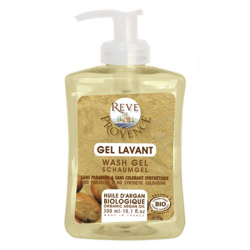 Gel De Spalat Bio Reve De Provence Cu Ulei De Argan-300 Ml