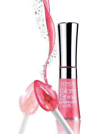 Gloss Loreal Glam Shine - 51 Cherry Sorbet