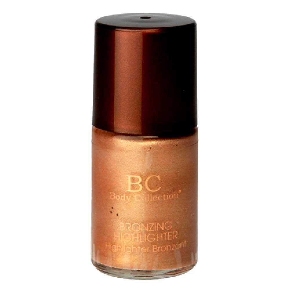 Iluminator Bronzant Body Collection Highlighter Cu Irizatii Aurii 12ml
