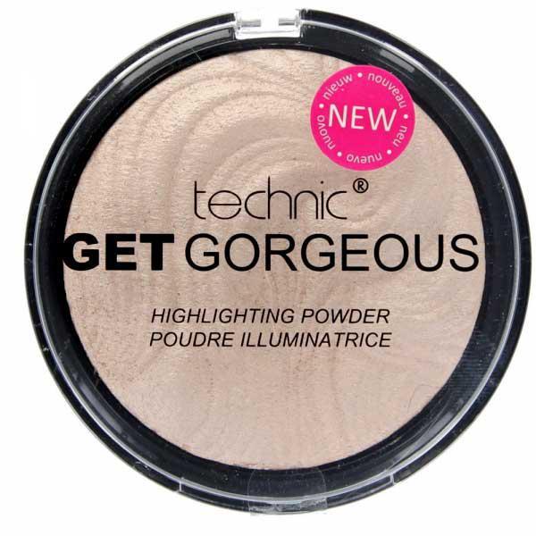 Iluminator Cu Particule Irizante Technic Get Gorgeous