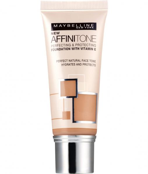 Fond De Ten Maybelline Affinitone 30 Ml - 02 Light Porcelain