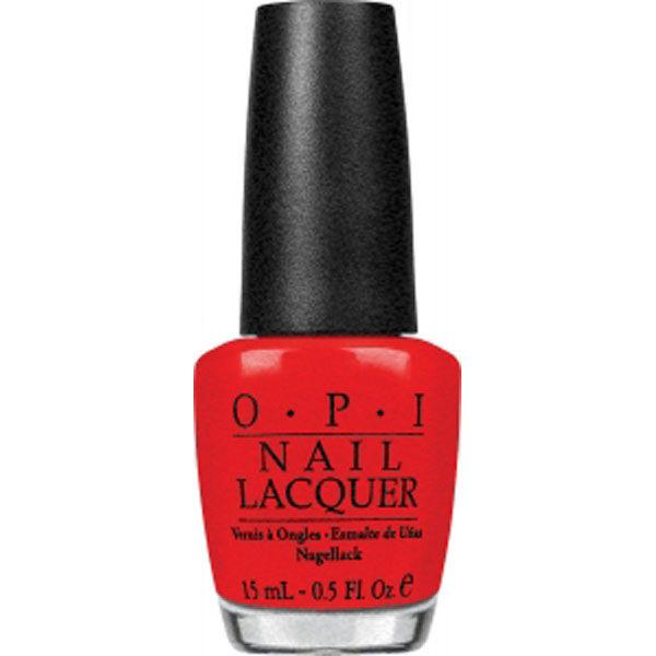 Lac De Unghii Profesional Opi Nail Lacquer - Red M