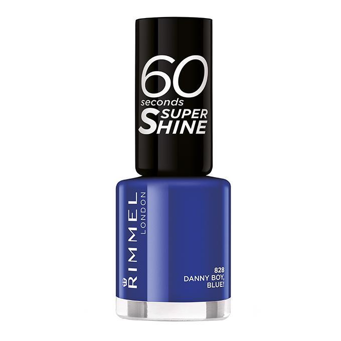 Lac De Unghii Rimmel 60 Second Super Shine - 828 D