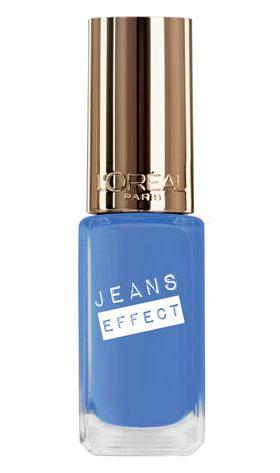 Lac De Unghii Jeans Effect Loreal Color Riche - 861 Azur Salopette