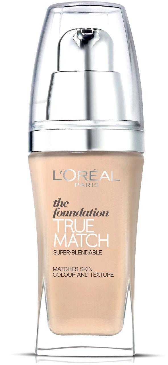 Fond De Ten Loreal True Match (accord Parfait) - N1 Ivory