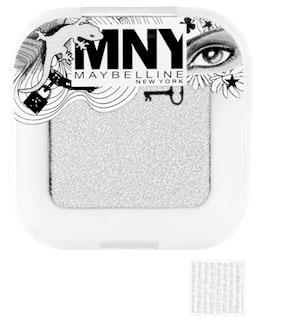 Fard Maybelline Mny Mono My Shadow - 182a Pure White