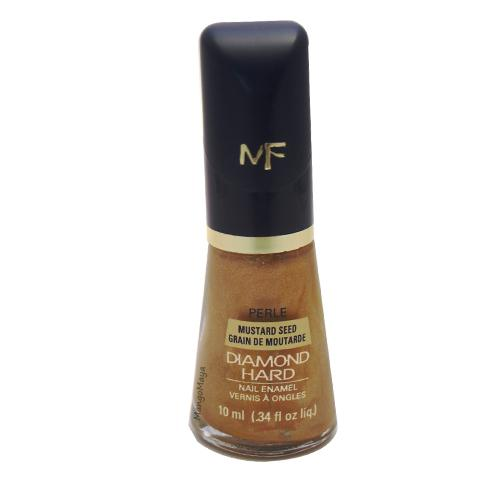 Oja Max Factor Diamond Hard Perle - Mustard Seed