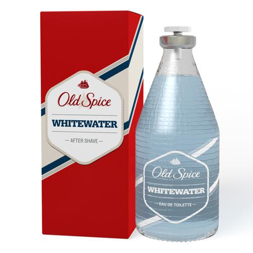 After Shave Old Spice Whitewater - 100 Ml